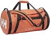 Helly Hansen HH Duffel Bag 2 70L Bolsa De Deporte, Unisex Adulto, Cherry Tomato/Ebony
