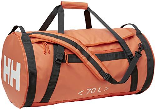 Helly Hansen HH Duffel Bag 2 70L Bolsa De Deporte  Unisex Adulto  Cherry Tomato Ebony