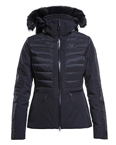 8848 Altitude Cristal W Jacket Black - 40