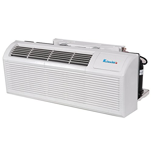 12000 BTU KLIMAIRE 10.5 EER PTAC Air Conditioner with 3kW Electric Heater