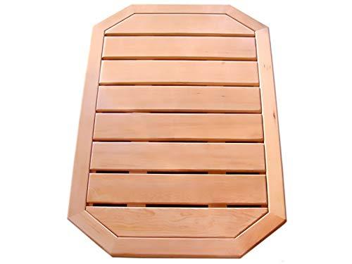 Formidra DS Holzgitter für Solardusche