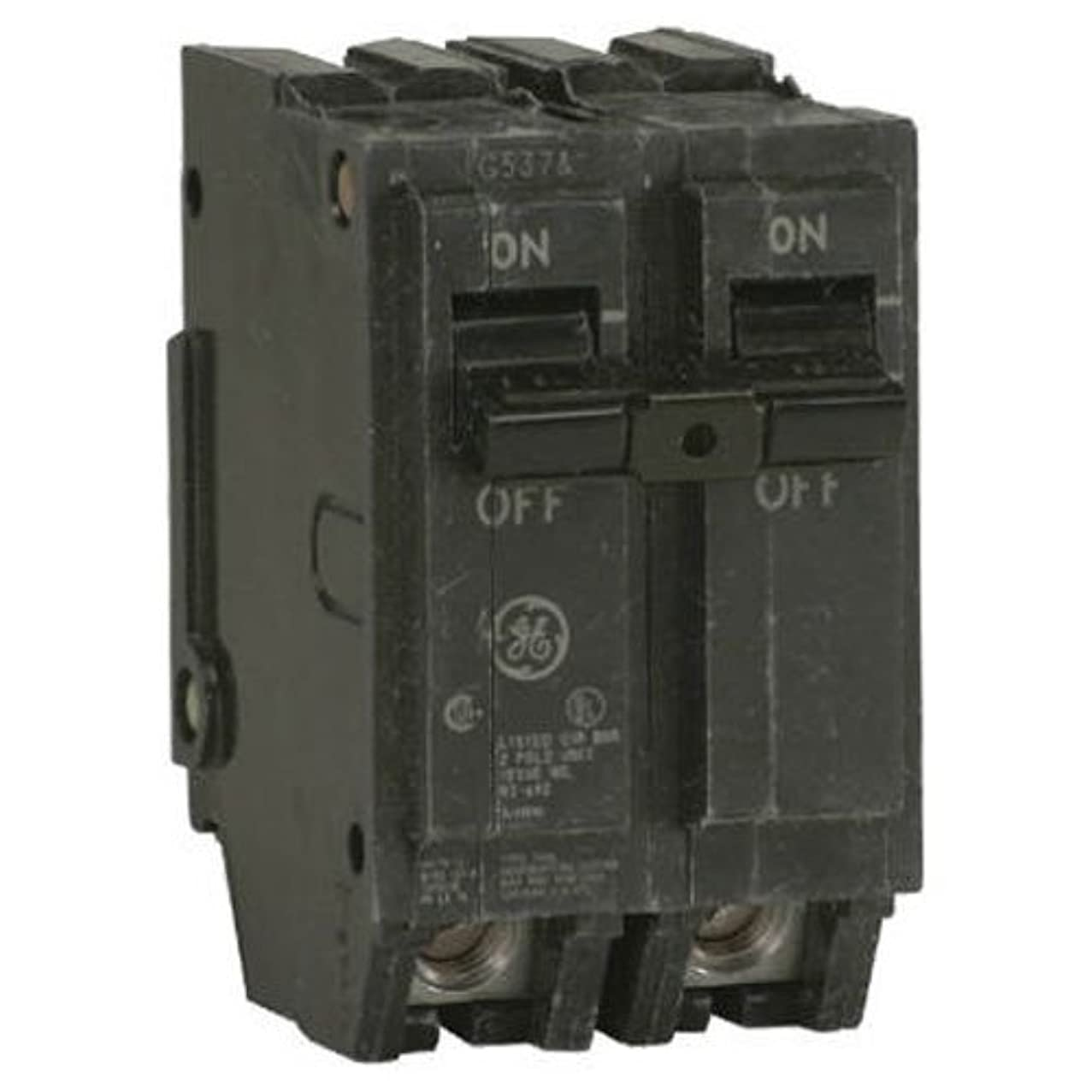 General Electric THQL2140 Circuit Breaker, 2-Pole 40-Amp Thick Series