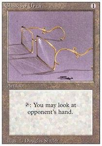 Magic: the Gathering - Glasses of Urza - Revised Edition