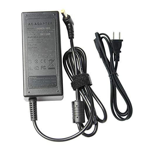 FYL AC Power Adapter Charger for Gateway KAV60 LT20 LT2016u LT2030u LT31 N214 NAV50