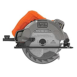 The Black & Decker BDECS300C corded circular saw