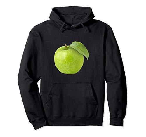 Manzana verde Sudadera con Capucha