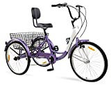 Best Adult Tricycles - Ey Adult Tricycle, 3 Wheel Bike Adult, Three Review