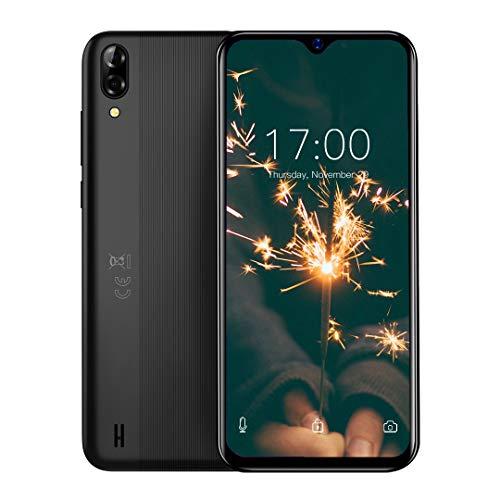 """A60 2020 - Telefono Cellulare Sbloccato, 4G Smartphone Android 8.1 Schermo a Goccia 6,1"""", 16GB + 128GB Batteria 4080 mAh, Micro USB"""