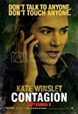 Contagion - Teaser - Kate Winslet – Wall Poster Print –
