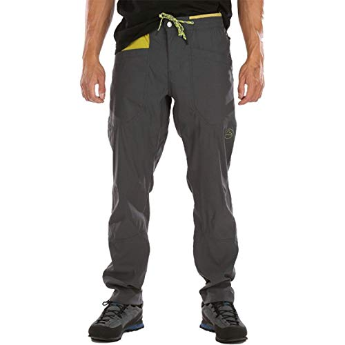 La Sportiva Mens Talus Rock Climbing Pant - Climbing Pants for Men