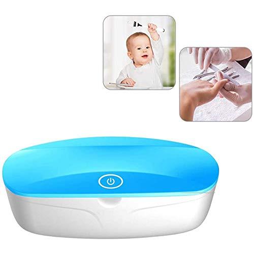 KJRJKD UV-Sterilisator, Maniküre und Pediküre Nail Sterilisator Reinigungswerkzeug Desinfektion Box, Profi-Desinfektionsmittel for Friseur-und Kosmetikstudios