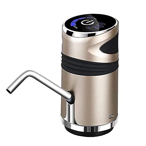 Sdesign Dispensador de la Bomba de Agua, Bomba de Agua eléctrica Bomba de Agua Dispensador de Agua Juguete Bomba de Agua para Beber para la Oficina de Cocina para el hogar Camping al Aire Libre