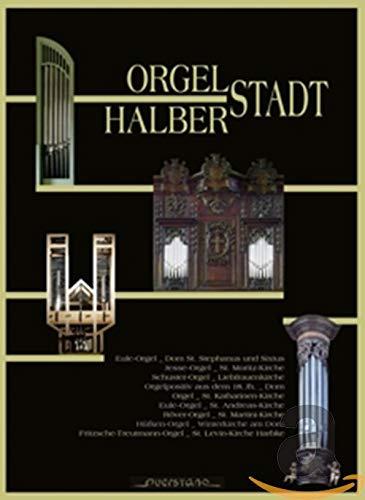 Vogel, Harald/Ericsson, Hans-Ola/Ab - Orgelstadt Halberstadt