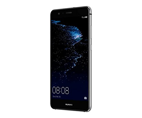 Huawei P10 Lite Dual SIM 4G 32GB - Smartphone 5.2 , 3GB RAM + 32GB ROM, 1920 x 1080 pixels, Flat, IPS, 1500:1, 16:9, Nero