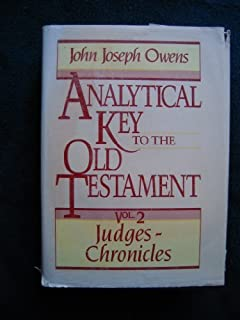 Analytical Key to the Old Testament, vol. 2: Judges–2 Chronicles (English and Hebrew Edition)