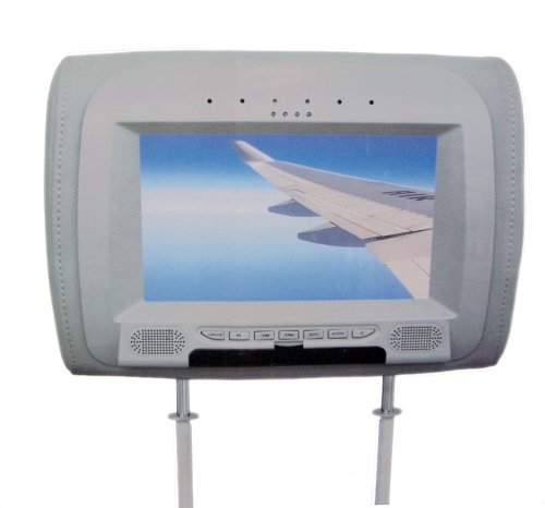 Xovision GX9003G 9-Inch Headrest pillow Monitor With Built-In DVD Player