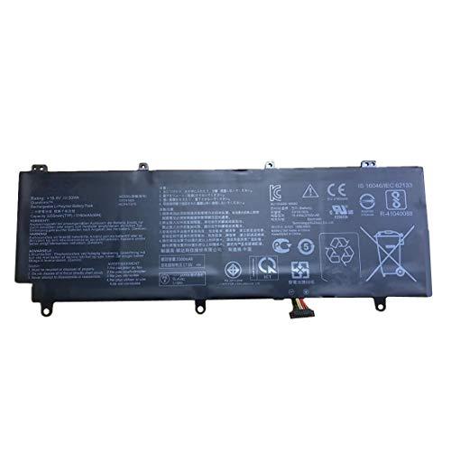 7XINbox 15.4V 50Wh C41N1805 0B200-03020000 Ersatzakku für ASUS ROG ZEPHYRUS S GX531 GX531GM GX531GS GX531GX GAMING Serie