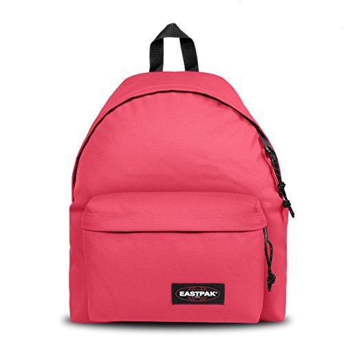 Eastpak Padded Pak'R, Zaino Casual Unisex – Adulto, Rosa (Wild Pink), 24 liters, Taglia Unica (30 x 18 X 40 cm)
