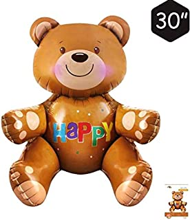 Best teddy with balloons Reviews
