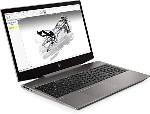 HP ZBook 15v G5 Mobile Workstation (Intel® Core™ i7-8850H vPro™ Processor | 1TB 7200rpm SATA | Windows 10 Pro | NVIDIA® P600 4GB GDDR5 Dedicated Graphics) - 4TA08PA
