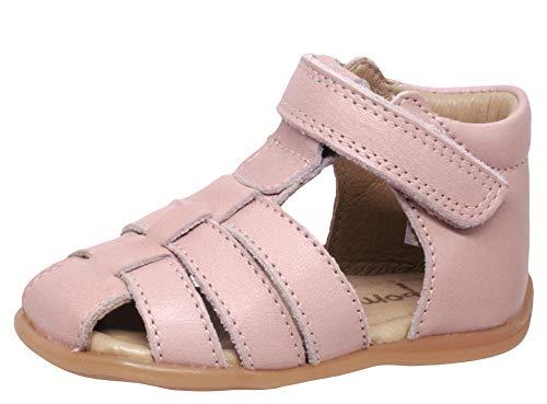 pom pom Sandalen 6390 Baby Kleinkinder Mädchen Klett Rosa, Schuhgröße:EUR 19