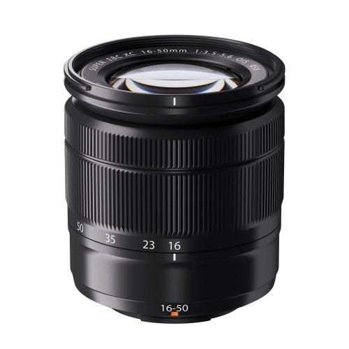 Fujifilm 16-50 mm/F 3,5-5,6 XC OIS 16 mm-50 mm Objektiv (Fujifilm X-Anschluss,True)