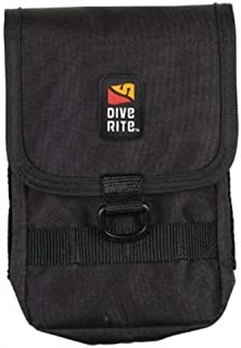 Dive Rite DC Bellows Pocket, Vertical, Velcro Closure