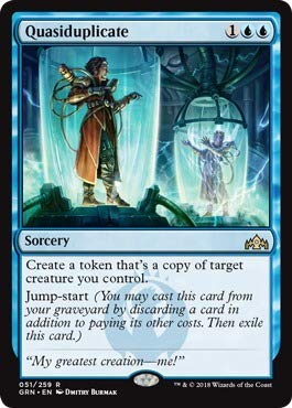 Magic The Gathering - Quasiduplicate (051/259) - Guilds of Ravnica