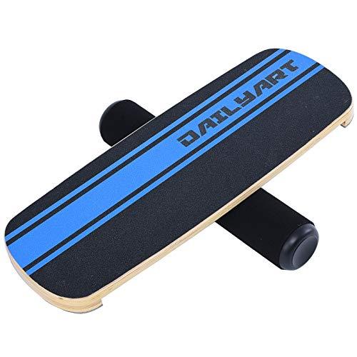 Dailyart Balance Board, Wooden Balance Board Trainer Professional Roller Board with Anti-Slip...