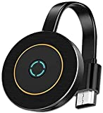 Oluote Wireless WiFi Display Dongle Adapter, 4K HDMI, 2.4GHz Audio and Video Sharing Media, Wireless Projection Compatible for iPhone, Android Smart Device to TV, Monitor or Projector