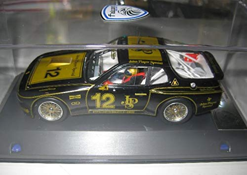 EXIN, FLY CAR MODELS SCALEXTRIC Falcon Slot 924 EDICION NUMERADA Y Exclusiva EN URNA DE John Player Special