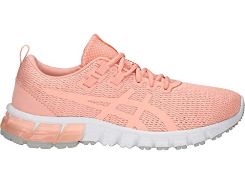 ASICS Women's Gel-Quantum 90 Running Shoes, 10M, BAKEDPINK/BAKEDPINK