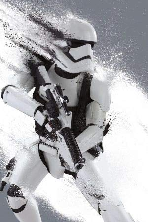 Star Wars Episode 7 : The Force Awakens – Stormtrooper – US Textless Imported Movie Wall Poster Print - 30CM X 43CM VII