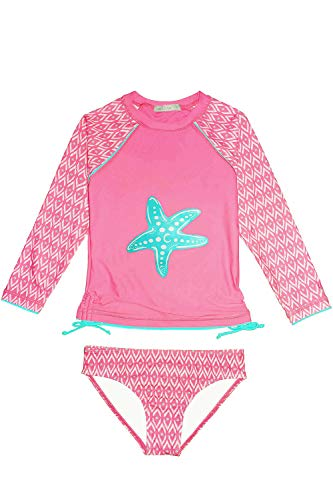 pink swimsuit for toddler girls
