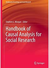 [Handbook of Causal Analysis for Social Research (Handbooks of Sociology and Social Research)] [Author: x] [August, 2014]