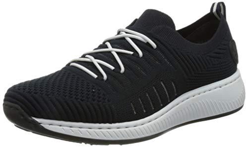 Rieker Damen N5543 Sneaker, Blau 14,41 EU