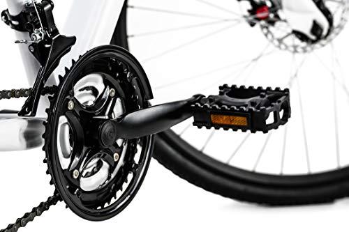KS Cycling Fahrrad Mountainbike Hardtail MTB Heist Weiß 27.5 Zoll - 2