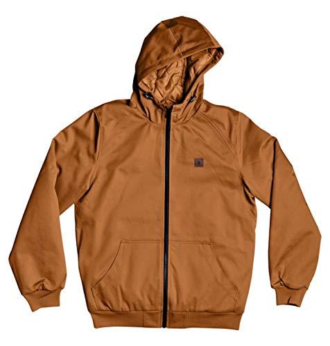 DC Shoes Earl Padded - Hooded Padded Jacket for Men - Männer