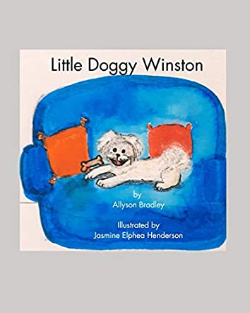 Little Doggy Winston