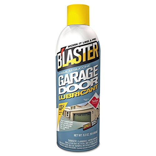 Blaster 16-GDL Garage Door Lubricants, 9.3 oz., Can (Pack of 12)