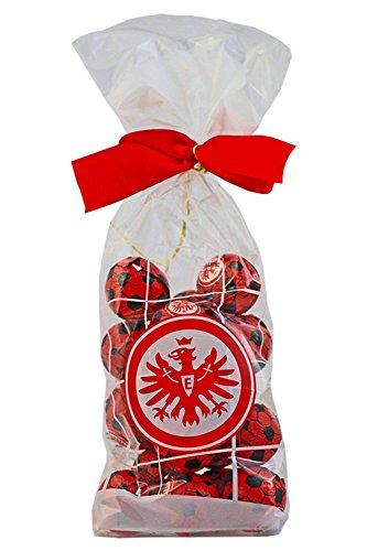 Eintracht Frankfurt Schokokugeln Bundesliga / Schoko Kugeln / Schoko Fussbälle
