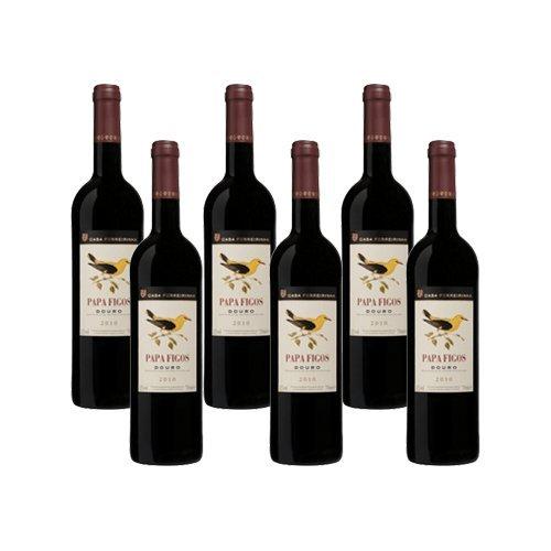 Papa Figos - Vino Tinto - 6 Botellas