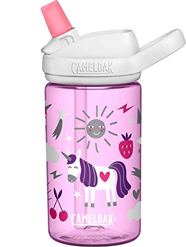 CAMELBAK Eddy+ Flasche, Unicorn Party, 0,40