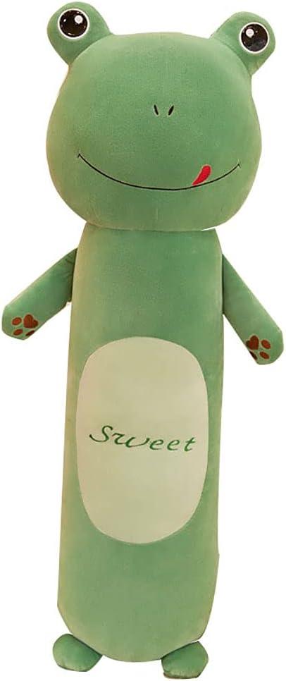 Serendipia Frog Pillow Limited time Bombing new work cheap sale Plush Soft Body Kitty Long Cartoon