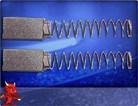 Avec Arr/êt automatique 5x8x15mm ressort Balais de Charbon Buildalot Specialty ca-17-09527 pour Bosch PBH 20-RLE cable et connecteur Remplace les pi/èces dorigine 1.617.014.114 /& 128570