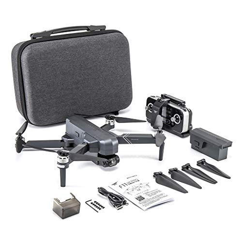 YOKING - GPS F11 4K PRO con Wi-Fi 5G FPV, telecamera HD 4K, due assi, anti-vibrazione, cardanico quadrirotore VS SG906 Pro 2 droni (F11pro)