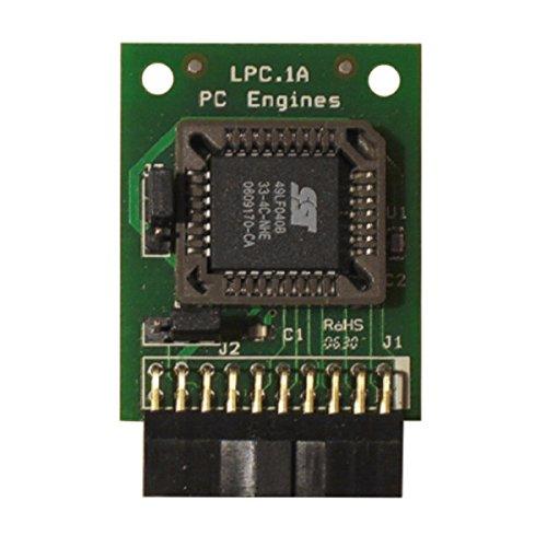 PC Engines LPC1A - Flash Recovery Board für ALIX.2 Board-Reihe (TinyBIOS)