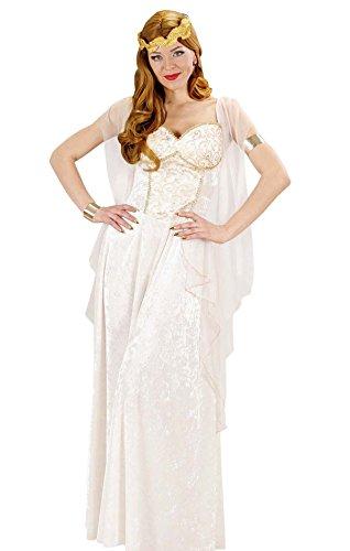 WIDMANN 75461Adultos Disfraz Diosa Grecia, 36 , color/modelo surtido