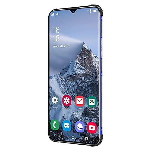 Teléfono móvil Gratuito 5G, teléfono Inteligente N1 Android 11 de Diez núcleos, 7.0 Pulgadas HD +, 4GB + 64GB (128GB SD), cámara Trasera Triple AI de 50MP, batería de 6800mAh, teléfono Inteligente d
