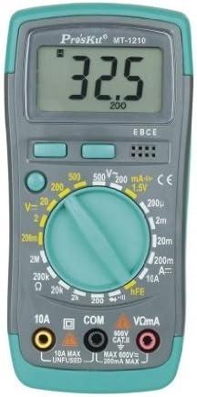 Pro'skit MT-1210 3 1 2 Popular Digital 70% OFF Outlet Multimeter Compact